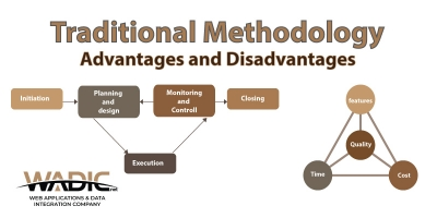 Advantages and disadvantages of traditional project management