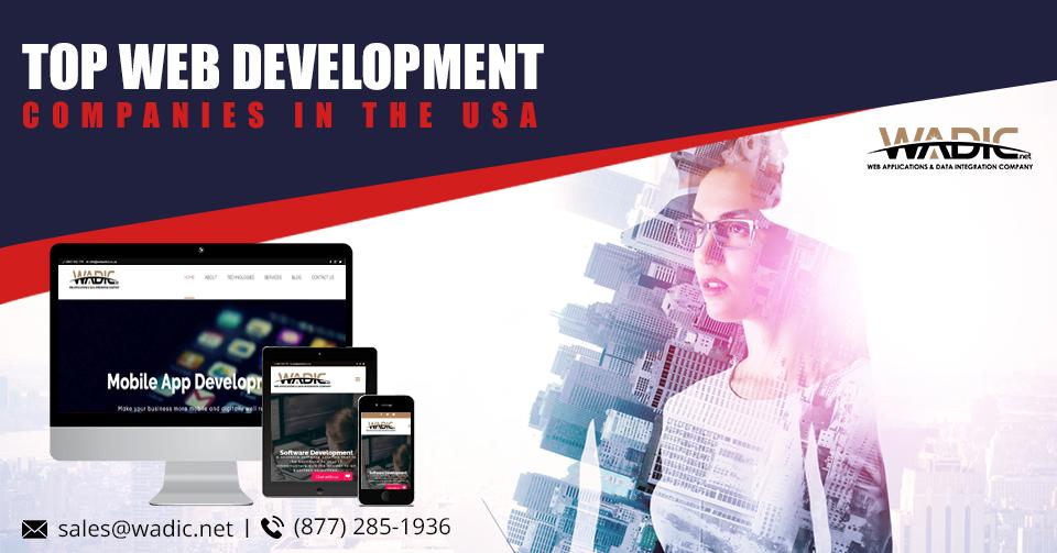 Top Web Development Companies in the USA