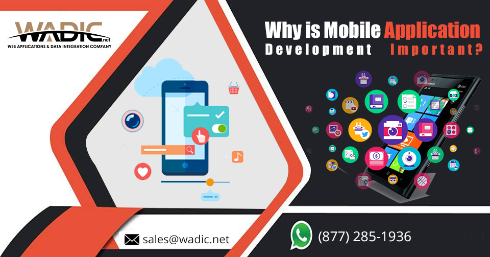 WADIC is The Best Mobile App Development Company in the USA