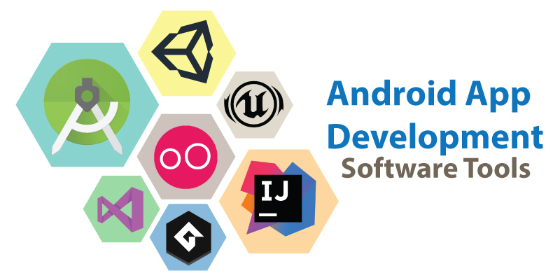 Android app development software tools: A brief comparison