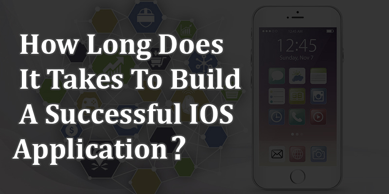 How long does it take to build a successful iOS application?