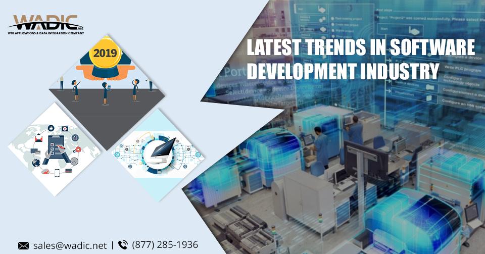 Latest Trends in Software Development Industry