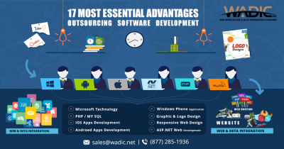 The 17 Most Essential Advantages of Outsourcing Software Development