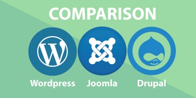 WordPress VS Joomla VS Drupal a Complete Comparison