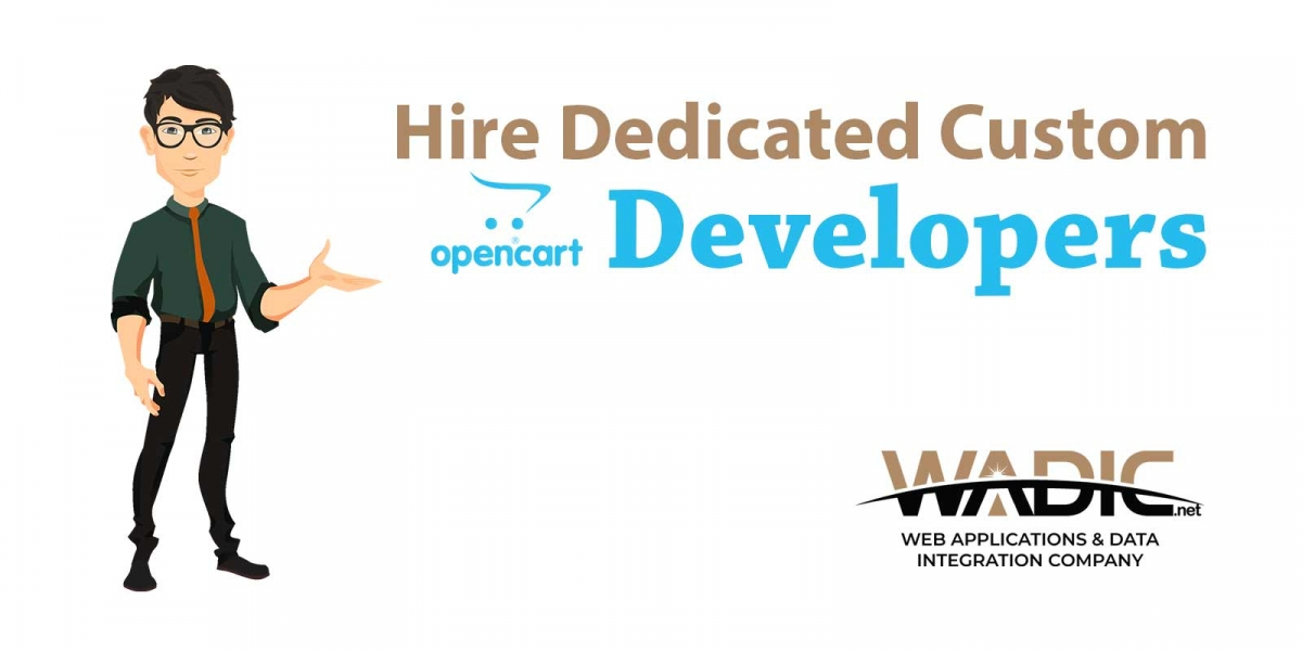 Hire the Dedicated Custom Open Cart Developers With WADIC