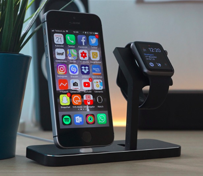IWATCH app development at wadic