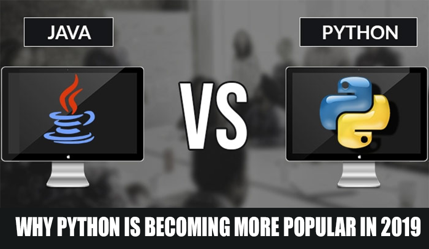 Why python is becoming more popular in 2019