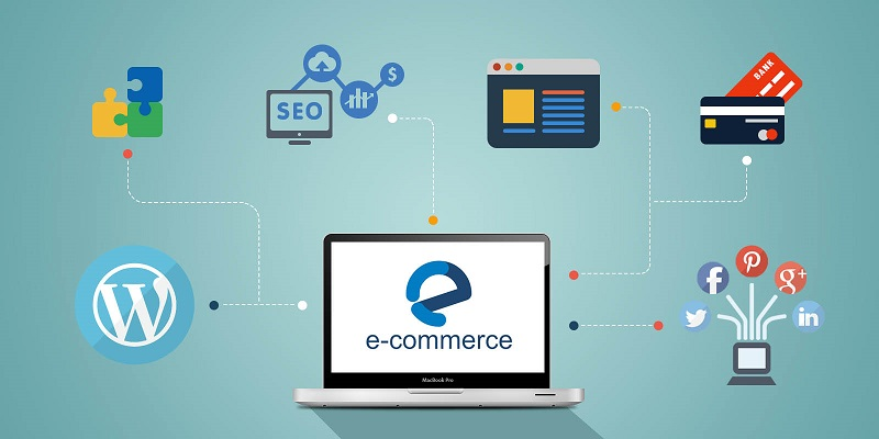 Build an E commerce Website