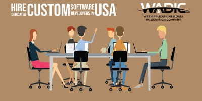 Hire the Dedicated Custom Software Developers with WADIC in the USA