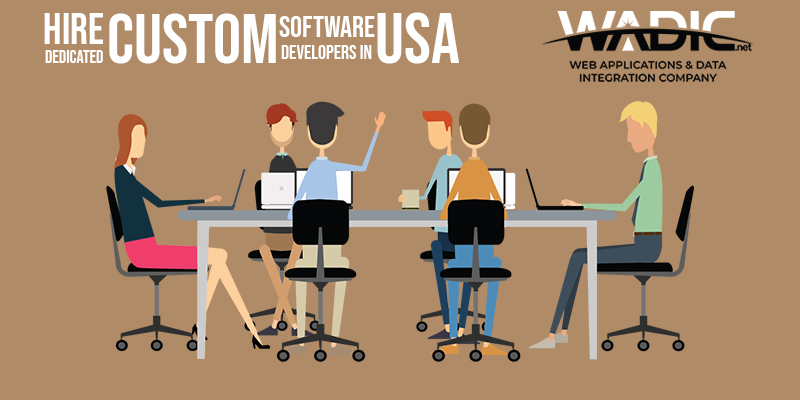 Hire Dedicated Custom Software Developers