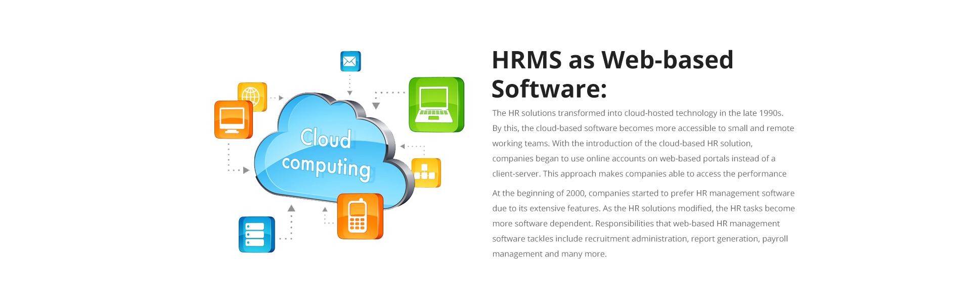 Web based HRM