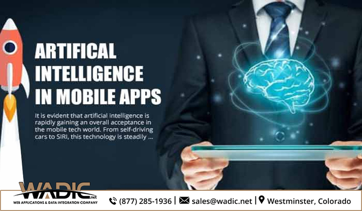 Artificial Intelligence in mobile app