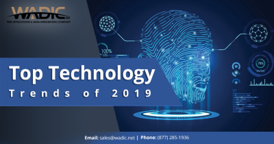 Top technology trends of 2019