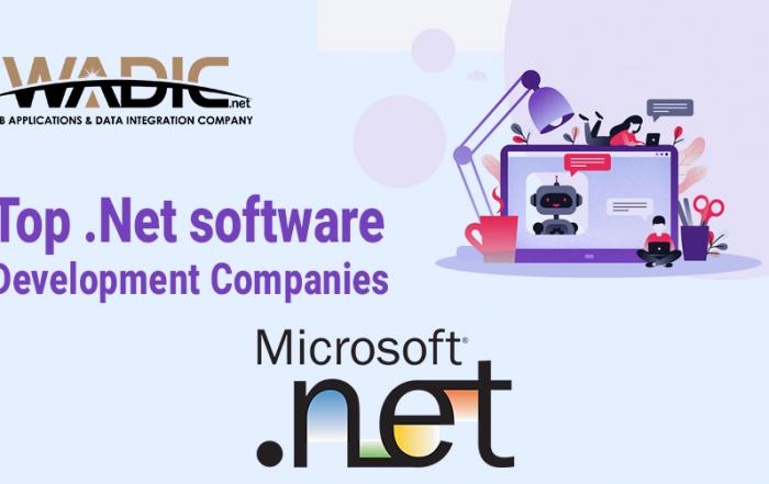 .net software companies