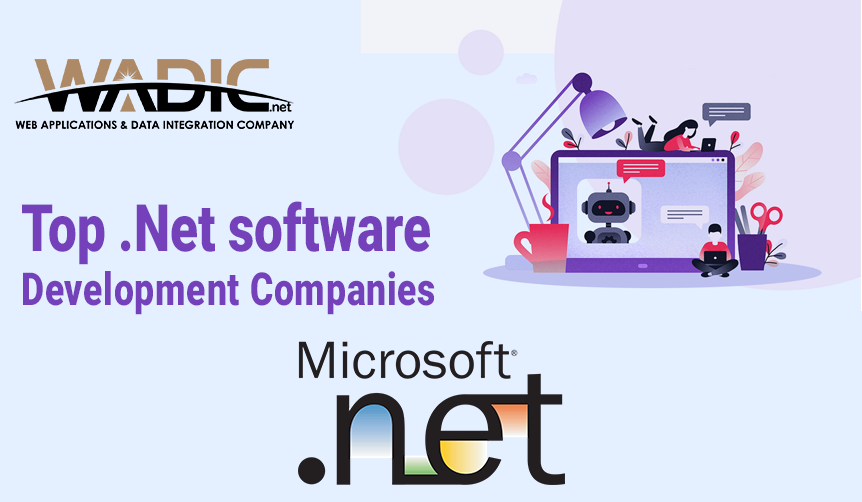 .net software companies