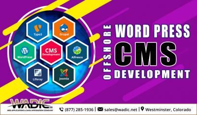 offshore Wordpress CMS Development